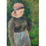 Grafika-02025 Camille Pissarro : Paysanne, 1880