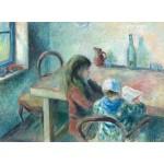 Grafika-02044 Camille Pissarro : Les Enfants, 1880