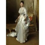 Grafika-02045 John Singer Sargent : Margaret Stuyvesant Rutherfurd White (Mrs. Henry White), 1883