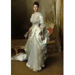 Grafika-02046 John Singer Sargent : Margaret Stuyvesant Rutherfurd White (Mrs. Henry White), 1883