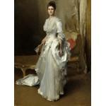 Grafika-02047 John Singer Sargent : Margaret Stuyvesant Rutherfurd White (Mrs. Henry White), 1883