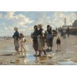 Grafika-02058 John Singer Sargent : En Route Pour la Pêche, 1878