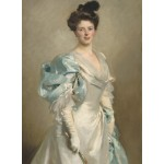 Grafika-02060 John Singer Sargent : Mary Crowninshield Endicott Chamberlain (Mrs. Joseph Chamberlain), 1902