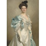 Grafika-02061 John Singer Sargent : Mary Crowninshield Endicott Chamberlain (Mrs. Joseph Chamberlain), 1902