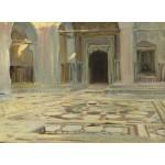 Grafika-02071 John Singer Sargent : Dallage au Caire, 1891