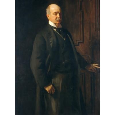 Grafika-02072 John Singer Sargent : Peter A. B. Widener, 1902