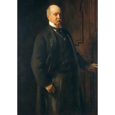 Grafika-02073 John Singer Sargent : Peter A. B. Widener, 1902