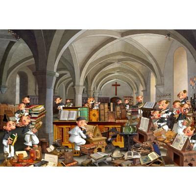 Grafika-02140 François Ruyer - Scriptorium