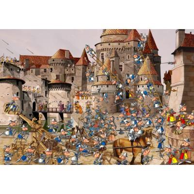 Grafika-02142 François Ruyer - Attaque du Château