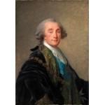 Grafika-02175 Élisabeth-Louise Vigee le Brun : Alexandre Charles Emmanuel de Crussol-Florensac, 1787