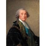 Grafika-02176 Élisabeth-Louise Vigee le Brun : Alexandre Charles Emmanuel de Crussol-Florensac, 1787
