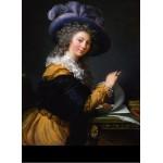 Grafika-02192 Louise-Élisabeth Vigee le Brun : Comtesse de Cérès, 1784