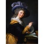 Grafika-02193 Louise-Élisabeth Vigee le Brun : Comtesse de Cérès, 1784