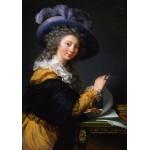 Grafika-02194 Louise-Élisabeth Vigee le Brun : Comtesse de Cérès, 1784