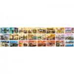 Grafika-02199 Travel around the World