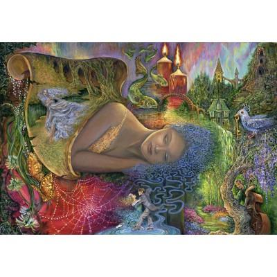 Grafika-02207 Josephine Wall - Dreaming in Color