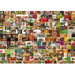 Grafika-02215 Collage - Couleurs dans la Cuisine