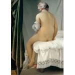 Grafika-02262 Jean-Auguste-Dominique Ingres : La Baigneuse Valpinçon, 1808