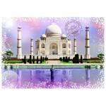 Grafika-02273 Travel around the World - Inde