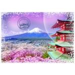Grafika-02276 Travel around the World - Japon
