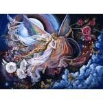 Grafika-02300 Josephine Wall - Eros and Psyche