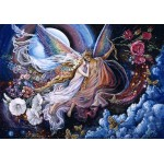 Grafika-02301 Josephine Wall - Eros and Psyche