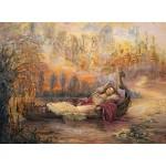 Grafika-02304 Josephine Wall - Dreams of Camelot