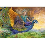 Grafika-02313 Josephine Wall - Peacock Princess