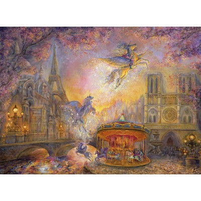 Grafika-02314 Josephine Wall - Magical Merry Go Round