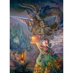 Grafika-02361 Josephine Wall - My Lady Unicorn