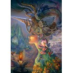 Grafika-02362 Josephine Wall - My Lady Unicorn