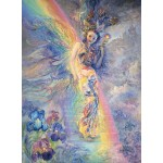 Grafika-02371 Josephine Wall - Iris, Keeper of the Rainbow