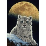 Grafika-02410 Schim Schimmel - Moon Leopard