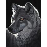 Grafika-02427 Schim Schimmel - Night Wolf