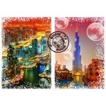 Grafika-02475 Travel around the World - Dubaï