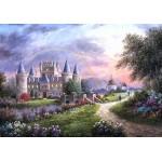 Grafika-02485 Dennis Lewan - Inverary Castle