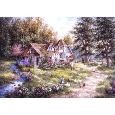 Grafika-02493 Dennis Lewan - Glacier Ridge Manor