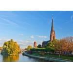 Grafika-02524 Deutschland Edition - Frankfurt am Main, Dreikönigskirche