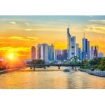 Grafika-02526 Deutschland Edition - Frankfurt am Main, Bankenviertel