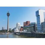 Grafika-02530 Deutschland Edition - Düsseldorf