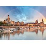Grafika-02541 Deutschland Edition - Skyline Dresdener Altstadt
