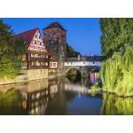 Grafika-02550 Deutschland Edition - Nuremberg