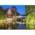 Grafika-02551 Deutschland Edition - Nuremberg