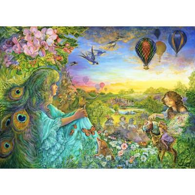 Grafika-02618 Josephine Wall - Daydreaming
