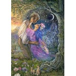 Grafika-02624 Josephine Wall - Love Between Dimensions