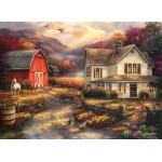 Grafika-02742 Chuck Pinson - Relaxing on the Farm