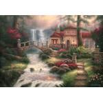 Grafika-02765 Chuck Pinson - Sierra River Falls