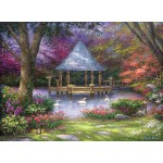 Grafika-02780 Chuck Pinson - Swan Pond
