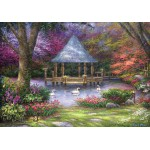Grafika-02781 Chuck Pinson - Swan Pond