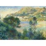 Grafika-02800 Auguste Renoir - Vue de Monte Carlo du Cap Martin